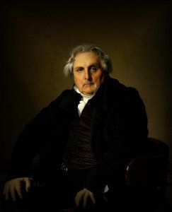 Monsieur Bertin (Ingres)