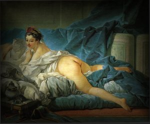 L'Odalisque brune (Boucher)